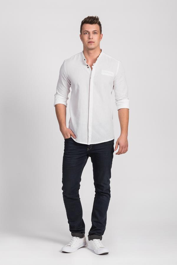 Koszule męskie białe repablo.com