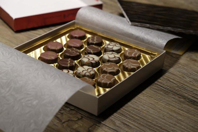 Kiedy warto decydować się na czekoladowe prezenty?